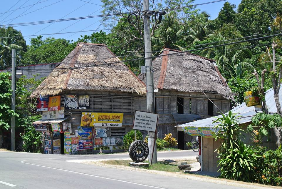 Our traditional Filipino vernacular (no professional architect) architecture, starting with the  bahay kubo,  which Villalon points out is adapted to our climate and available materials.