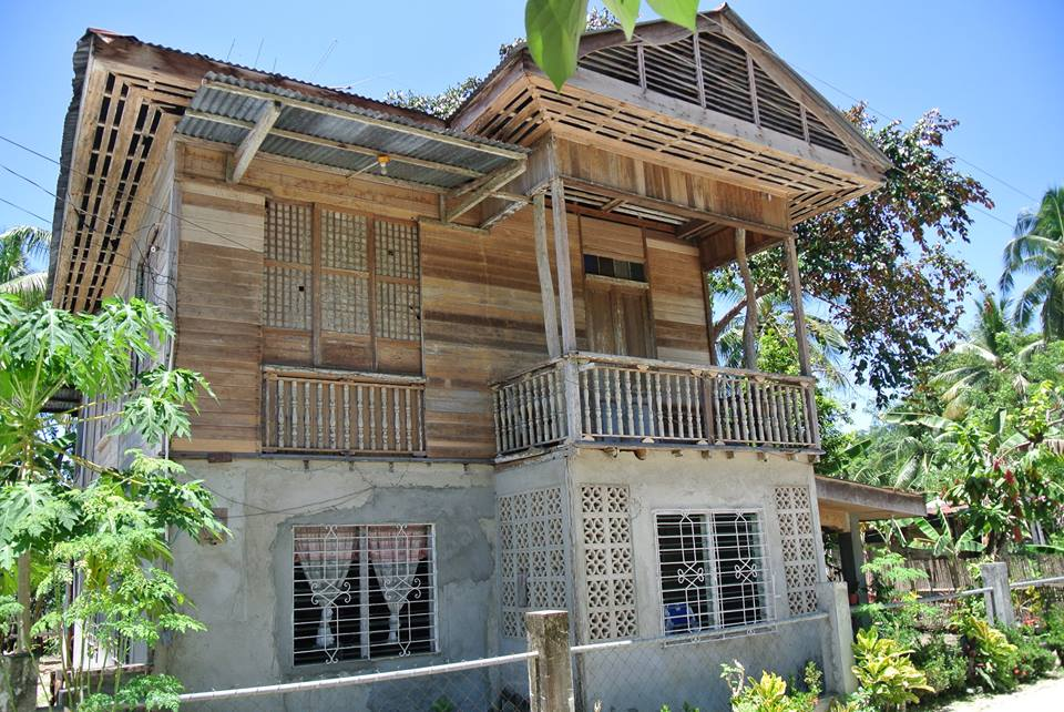 Bohol Rural Vernacular Architecture Post World War II