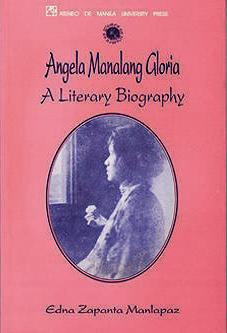 Edna Zapanta Manlapaz book on Angela Manalang-Gloria