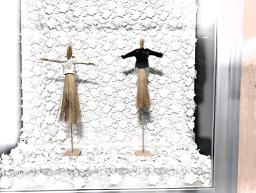 Kulam  dolls (Photo courtesy of Thacher Gallery)