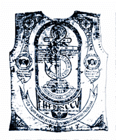 Macario Sakay's anting-anting chaleco (vest). Sakay was among the first members of the Katipunan; he later fought the Americans, was captured on a ruse and hanged (Photo courtesy of Arnaldo Dumindin).