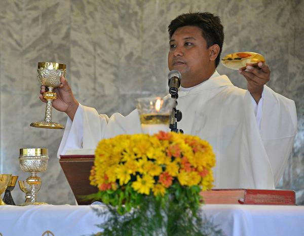 Fr. Mark Ventura