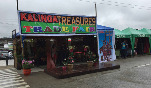 Kalinga Treasures Trade Fair (Photo by Michael Gonzalez)
