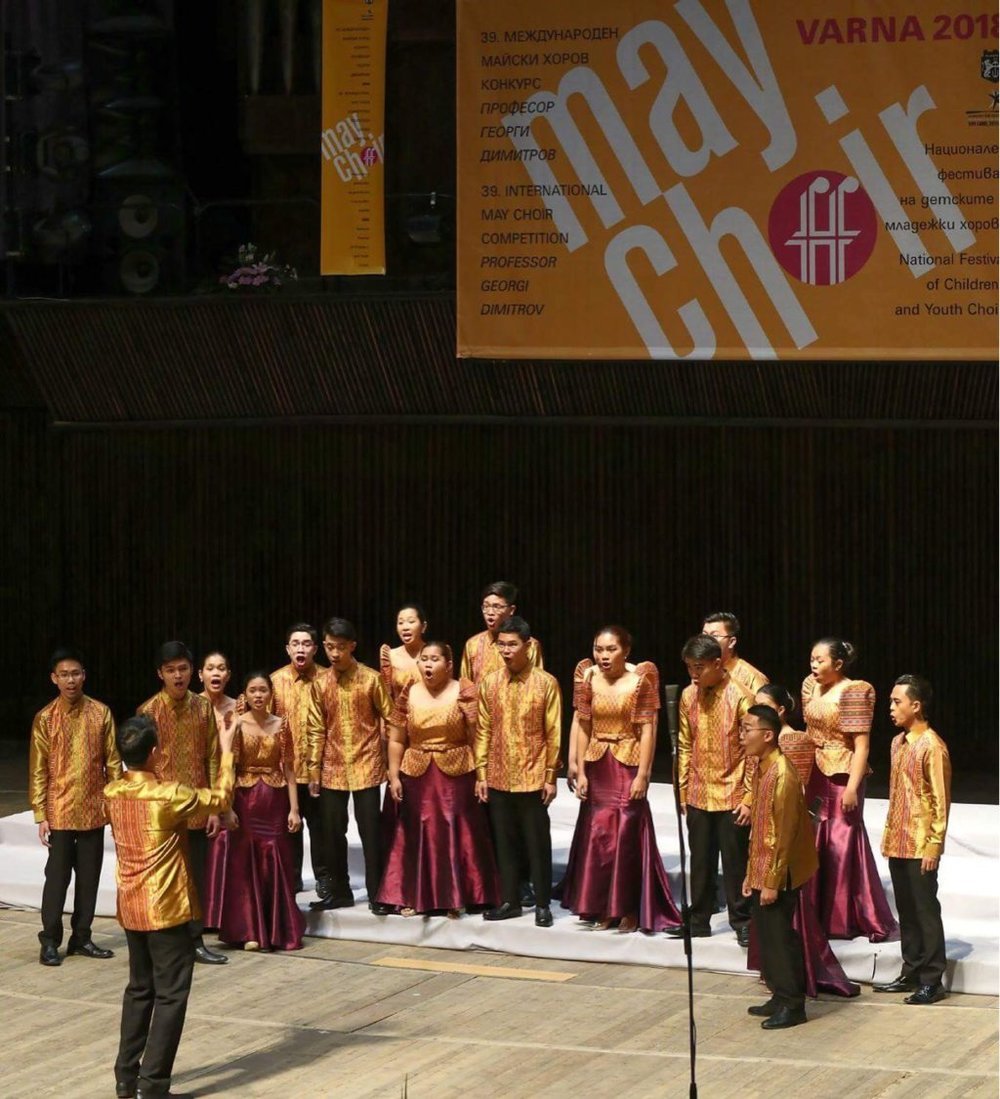 Imusicapella (Photo courtesy of Rossen Donev/International May Choir Competition)