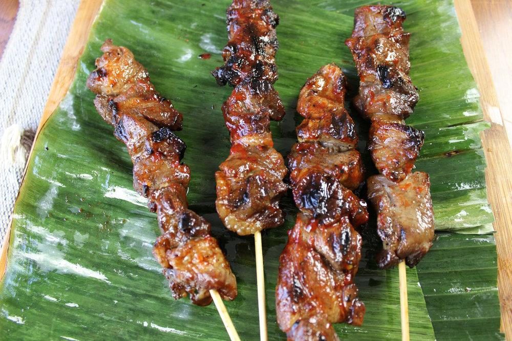 Pork Barbeque (Photo by Elizabeth Ann Quirino)