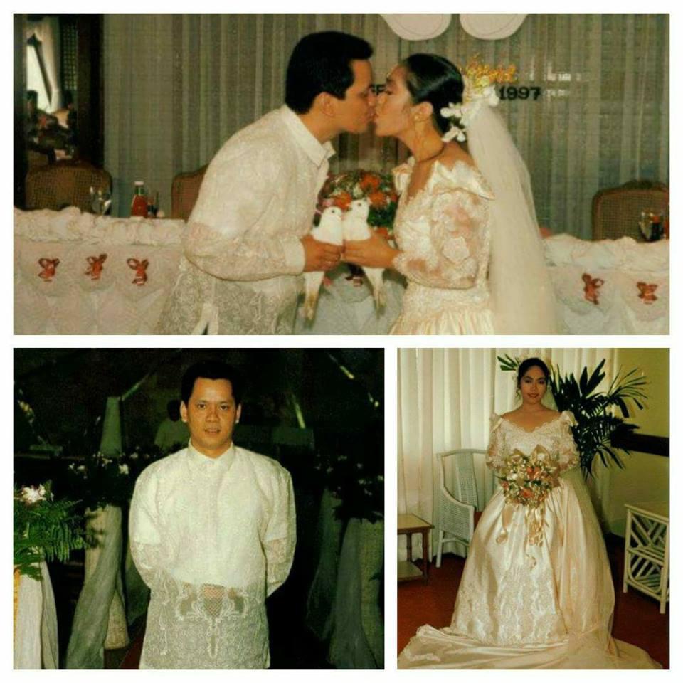 Derrick and Roda's wedding