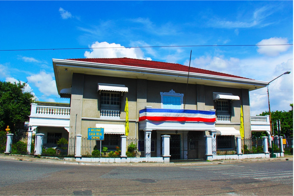 Casa Real,  Courtesy of Philippine Political History Museum, Malolos, Bulacan