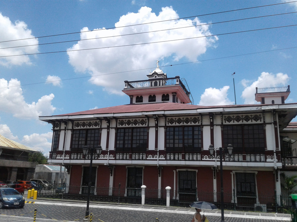 The Pamintuan Mansion (Photo by Virgilio A. Reyes, Jr.)