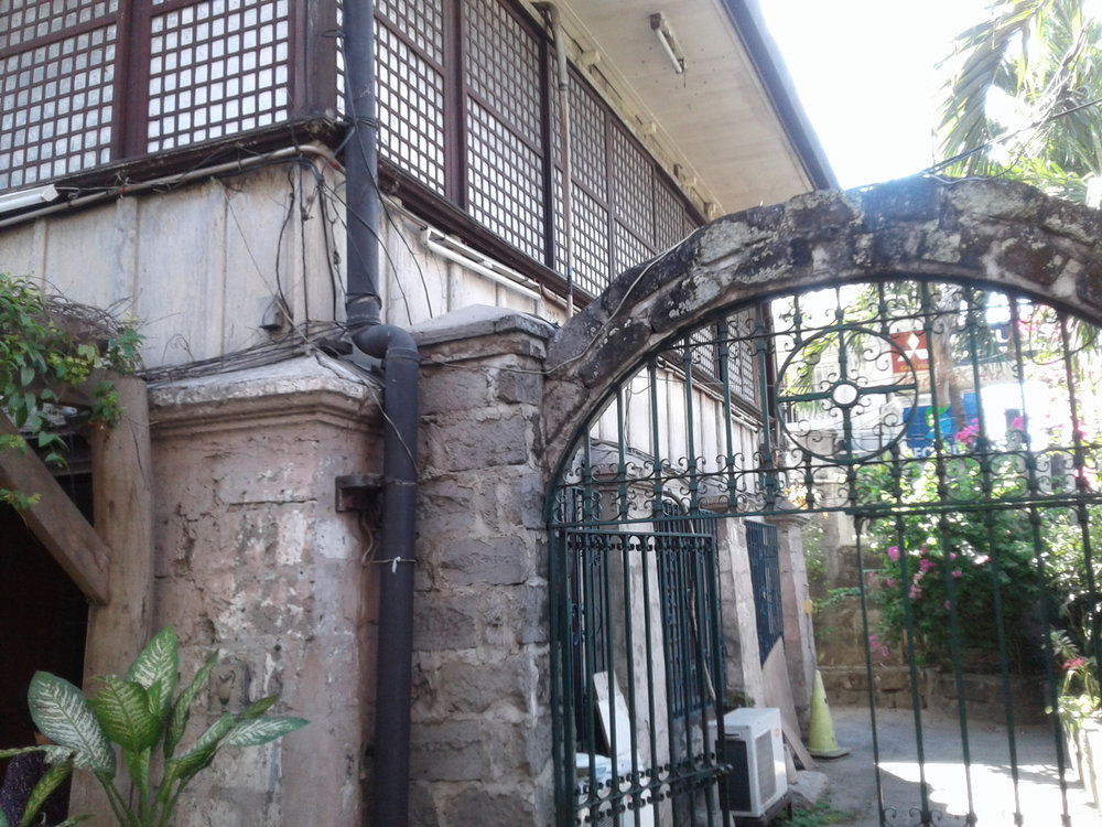 The Miranda-Henson House, dating back from 1824 (Photo by Virgilio A. Reyes, Jr.)