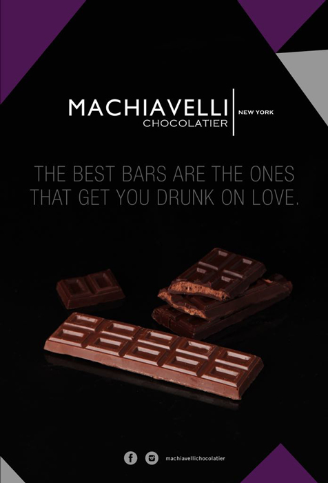 Machiavelli Chocolatier (Photo courtesy of Raul Matias, Manila Chocolatier and Machiavelli Chocolatier)
