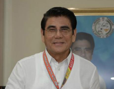 Mayor Antonio Halili (Source: Rappler)