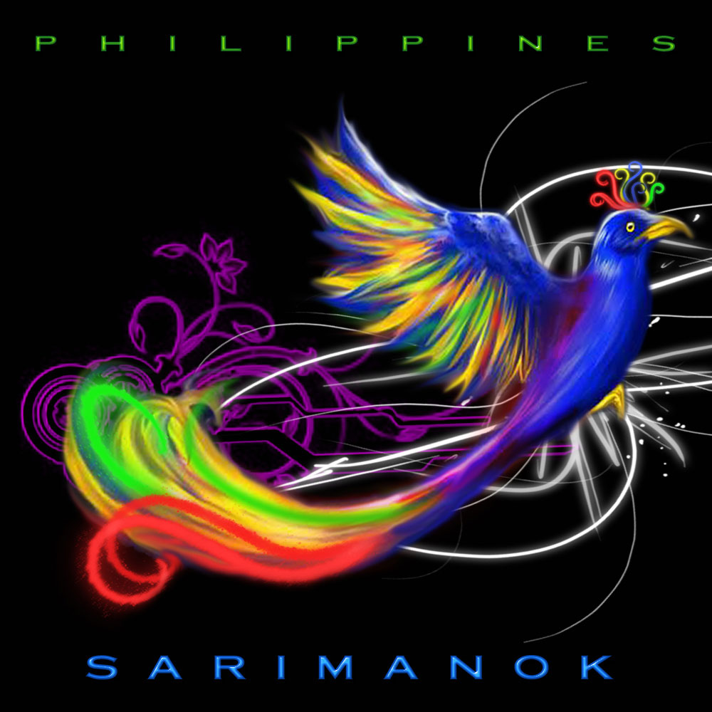 "The ""Sarimanok,"" an off-shoot of the Ibong Adarna"