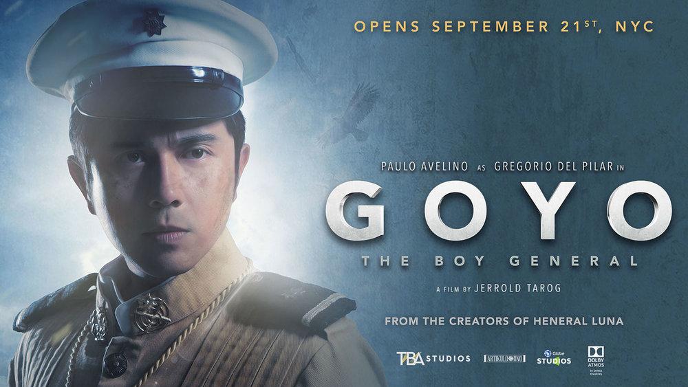 """""""Goyo, the Boy General"""" (Source: TBA Studios)"""