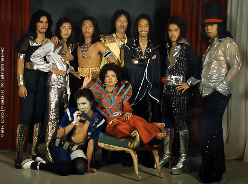 The Circus Band (1974) (Photo courtesy of Ceres Jacinto)