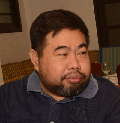 Manuel P  Mogato – Finding the 'Holy Grail' of Journalism