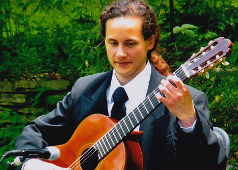 Jamey Buencamino is a classic guitarist. (Photo courtesy of Jamey Buencamino)