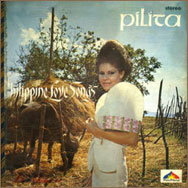 Cover of album of Pilita Corrales, Asia's Queen of Song, who first popularized the song.