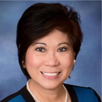 Vallejo's first Fil-Am woman City Council Member Rozzana Verder Aliga was also the city's first Fil-Am school board trustee.