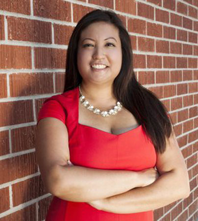 Seasoned legislative aide Melissa Ramoso is the pioneer Fil-Am and lone woman on the Artesia City Council.