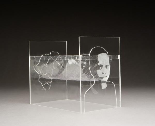 Plexiglass Cradle