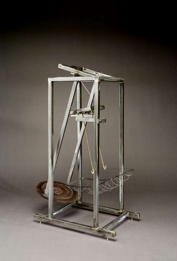 Perpetual Pendulum Cradle