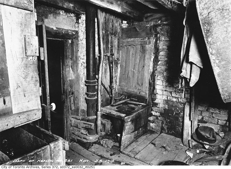 Slum Interior