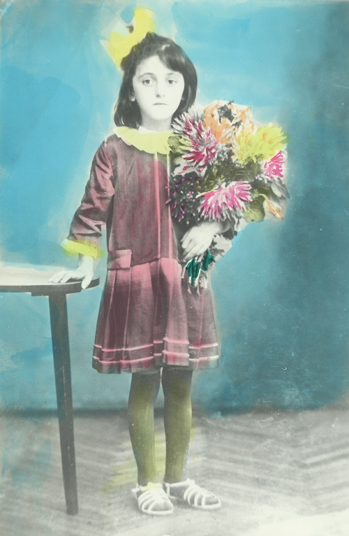 Boris Mikhailov, From the 'Luriki' series. 1971-1985