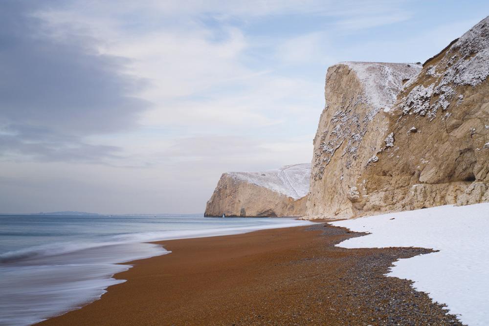 Andy Farrer - Bat's Head, Dorset, England