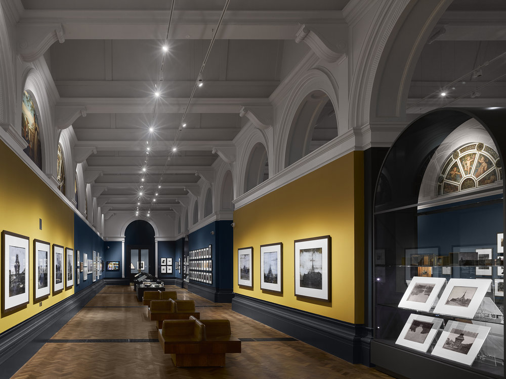V&A Photography Centre – Gallery 101 © Will Pryce