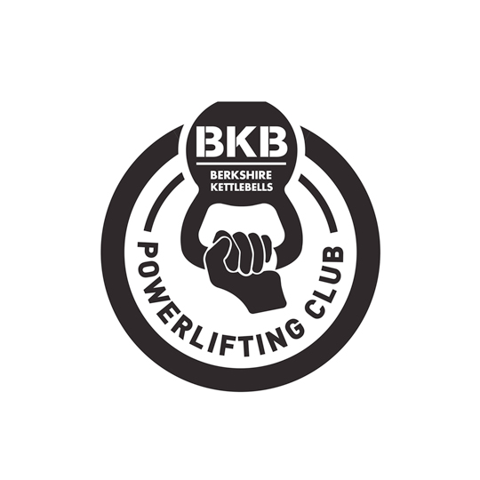 Berkshire Kettlebells Powerlifting Club Logo