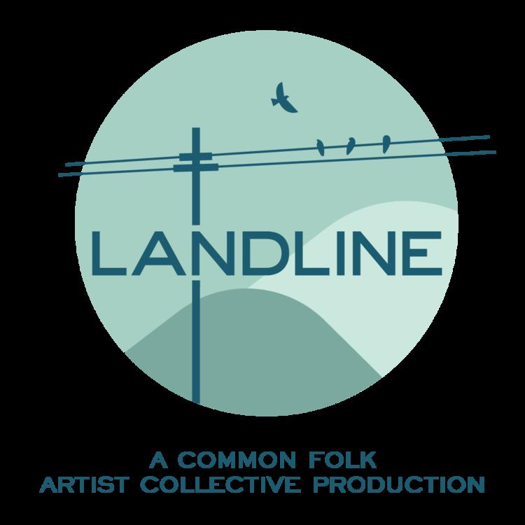 Landline Podcast Logo