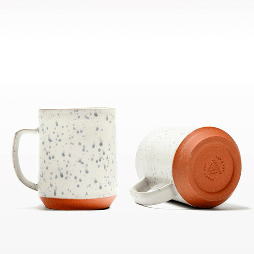 FORT ORANGE GENERAL STORE - MAZAMA CAMP MUG / CLOUD for the ones who enjoy morning rituals, taking things slow, and a good chat.