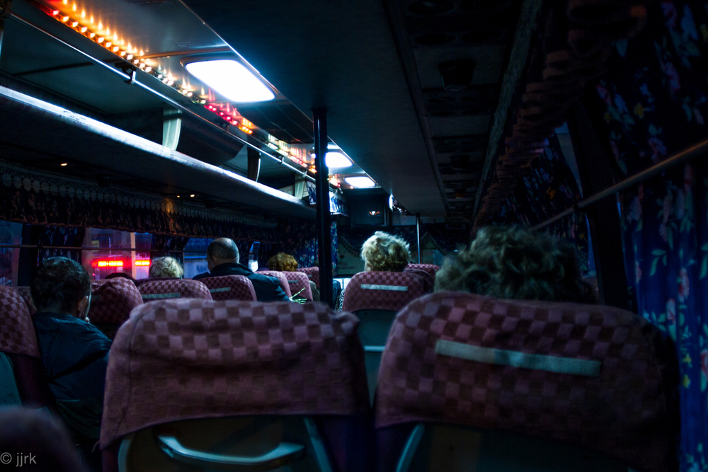 Bus to Dal'nerechensk
