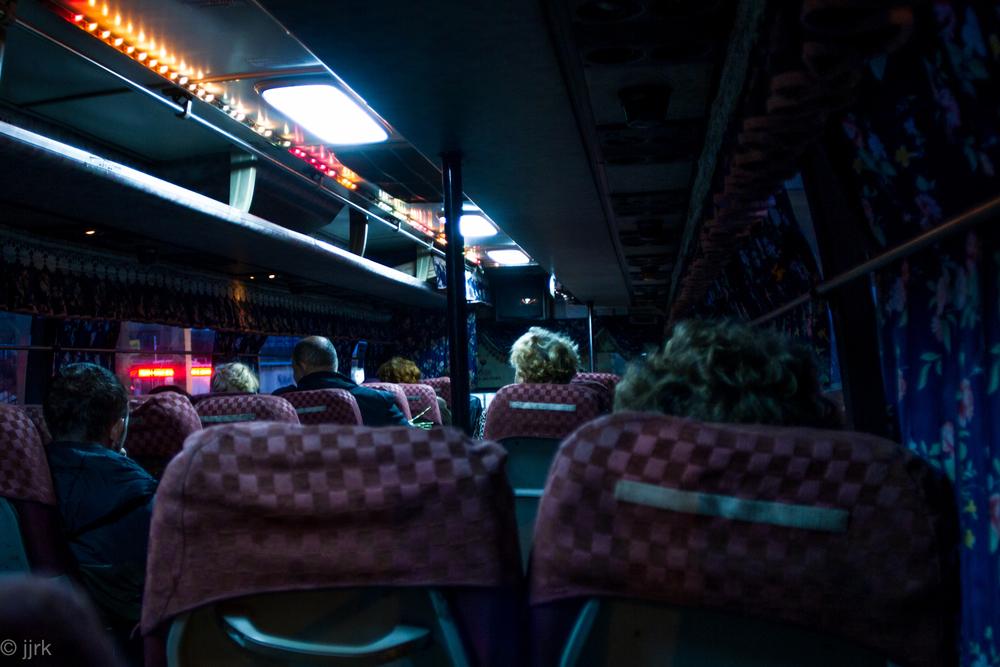 Bus to Dal'nerechensk
