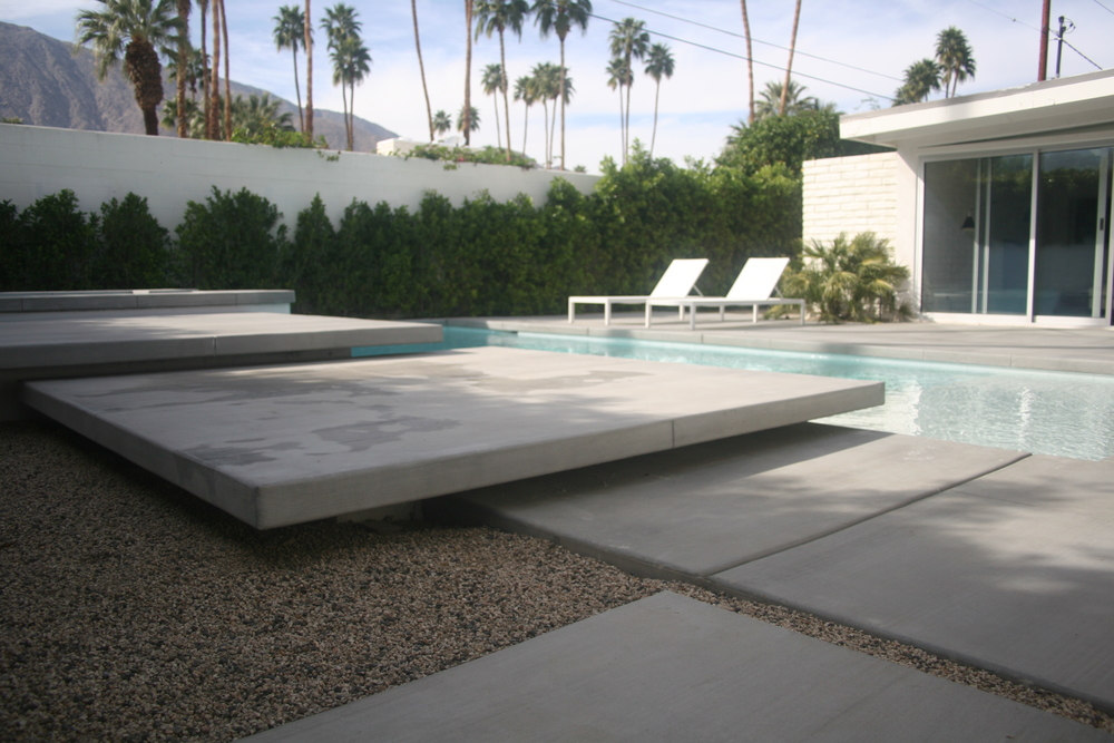 Palm Springs Residence Architectural Design
