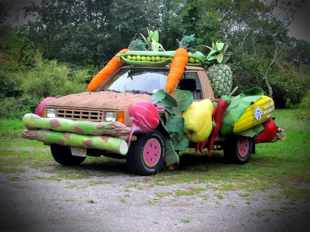 Long Island veggie mobile
