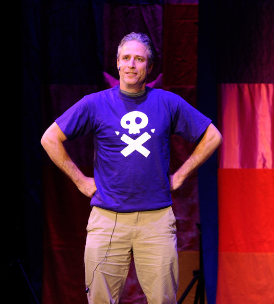 "That happened.    bransonreese :      fuckyeahjonstewart :     Story Pirates 3rd Annual ""After School Special"" Fundraiser      Oh yeah."