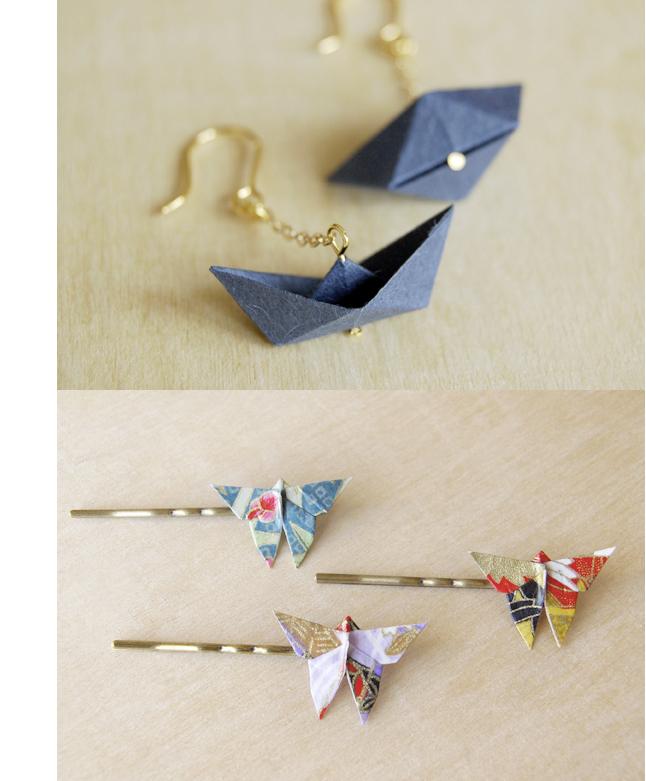 Pretty!    glanerie-moderne :     de l'origami efficace…   (via  noshi origami )