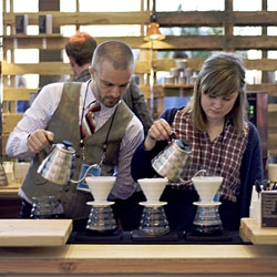 TED May Be About The Coffee As Much As The Talks. This Year The TED Conferences Will Include 7 Coffee Bars Run By Intern… - #38564 - NOTCOT.ORG