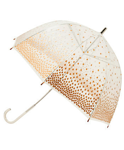 Design Crush » Rain or Shiny Umbrella    Could have used this earlier.