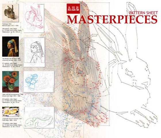 Masterpieces (via Design Crush)