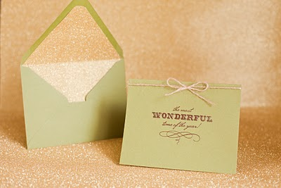 Sugar and Charm: DIY Holiday Cards