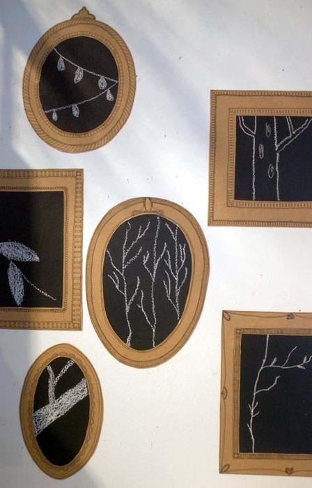 Design*Sponge» Blog Archive» diy project: paper frames