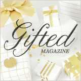 Gifted Magazine - Holiday Inspiration & Gift Guide - Creature Comforts - daily inspiration, style, diy projects + freebies