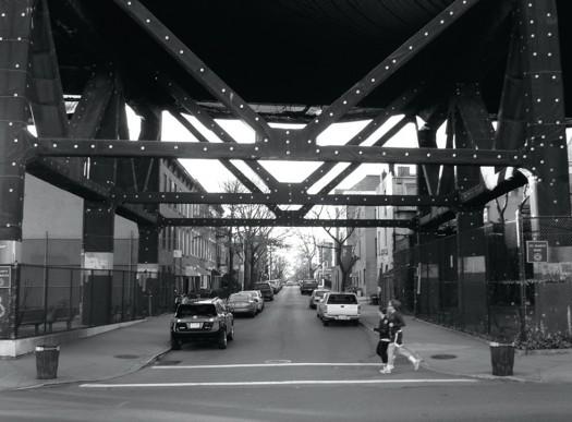 Urban Omnibus» Underline: The Culver Viaduct