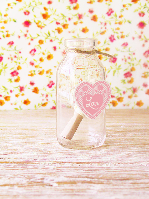 DIY Wedding Love Notes » Eat Drink Chic