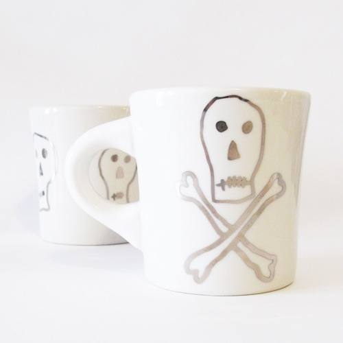 Where the Lovely Things Are - Home - Lovely Finds - Skulls by Charmaine Olivia & Sometimes She Does