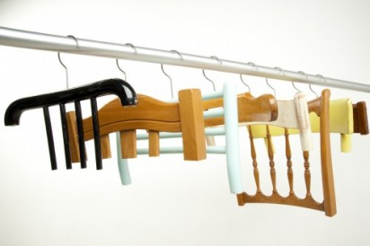 chair hangers. | Design For Mankind
