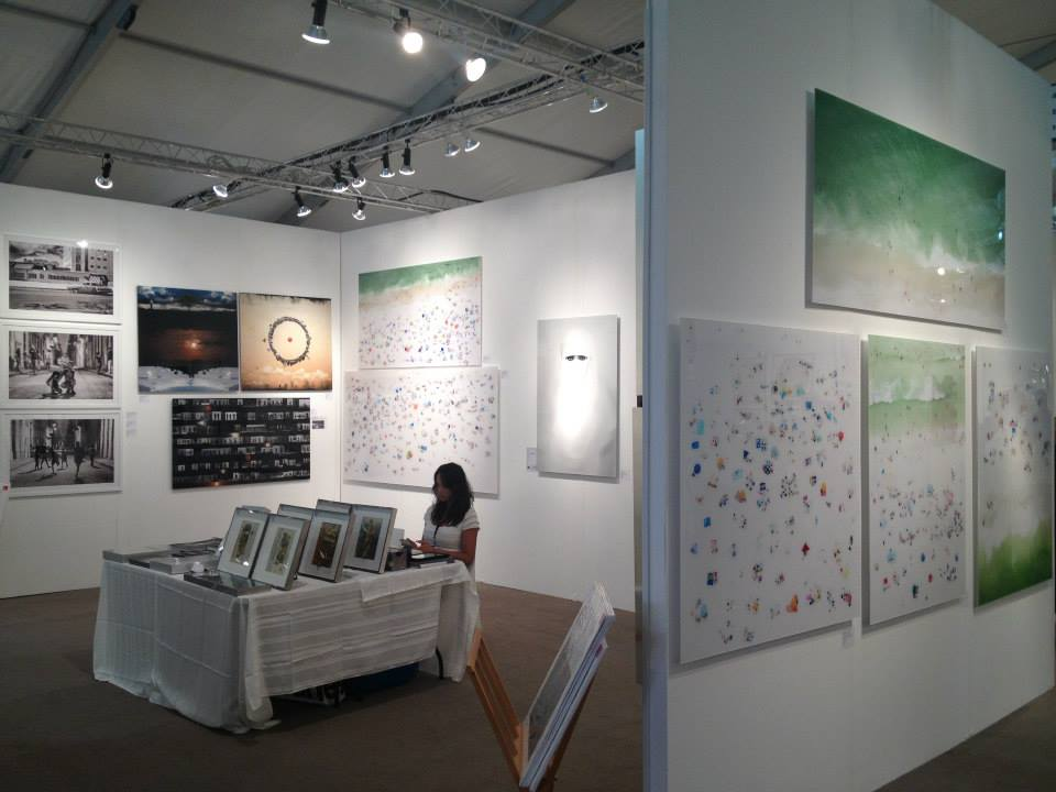 2013 ArtHamptons the International Fine Art Fair (Emmanuel Fremin Gallery), Bridgehampton, NY, US (July)
