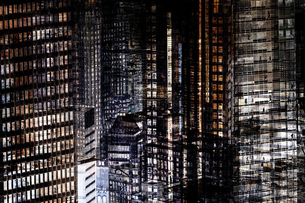 City's Soul-01(35x52 in)2014